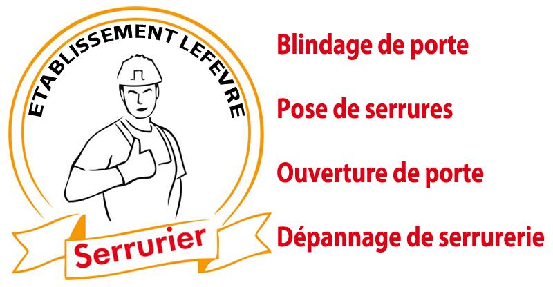 Artisan agrée Serrurier Paris – Dépannage Urgence serrurerie