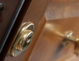 sécuriser votre porte